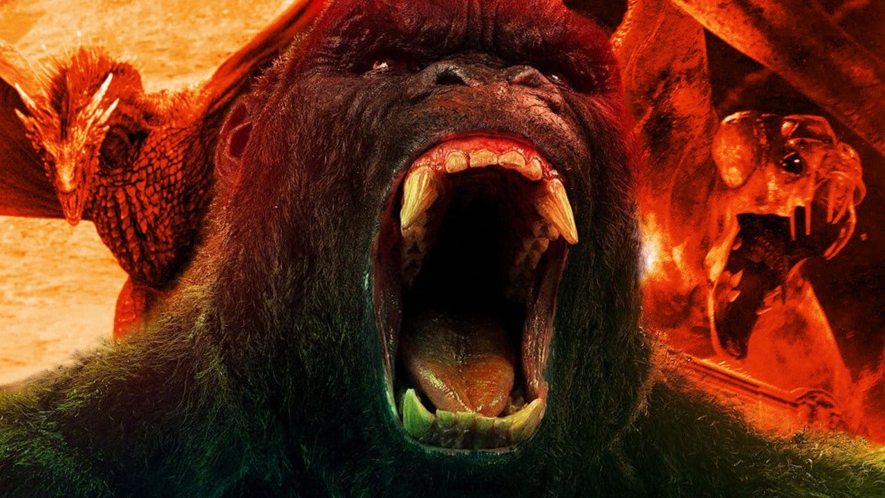 10 Giant Movie Monsters That Could Beat Up King Kong IGN