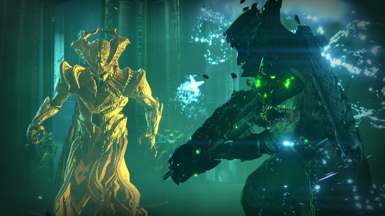 Destiny Kings Fall Wallpaper Destiny Shows Off New Vault Of Glass Crota S End Raid