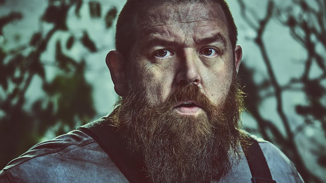 Into The Badlands Nick Frost On His Season 2 Role And