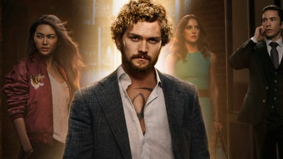 Image result for iron fist season