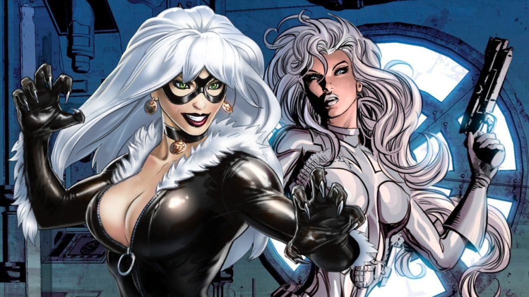Image result for black cat silver sable