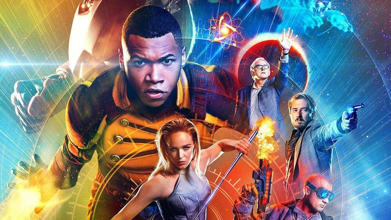 DCs Legends Of Tomorrow Season 2 Review IGN