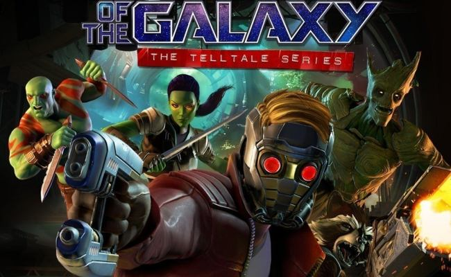 Marvel S Guardians Of The Galaxy A Telltale Game Series
