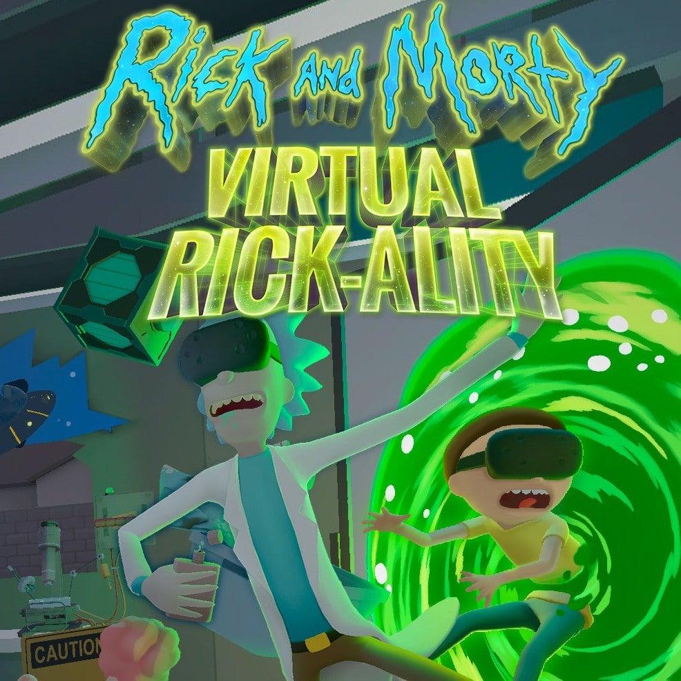 rick and morty virtual rick ality wiki