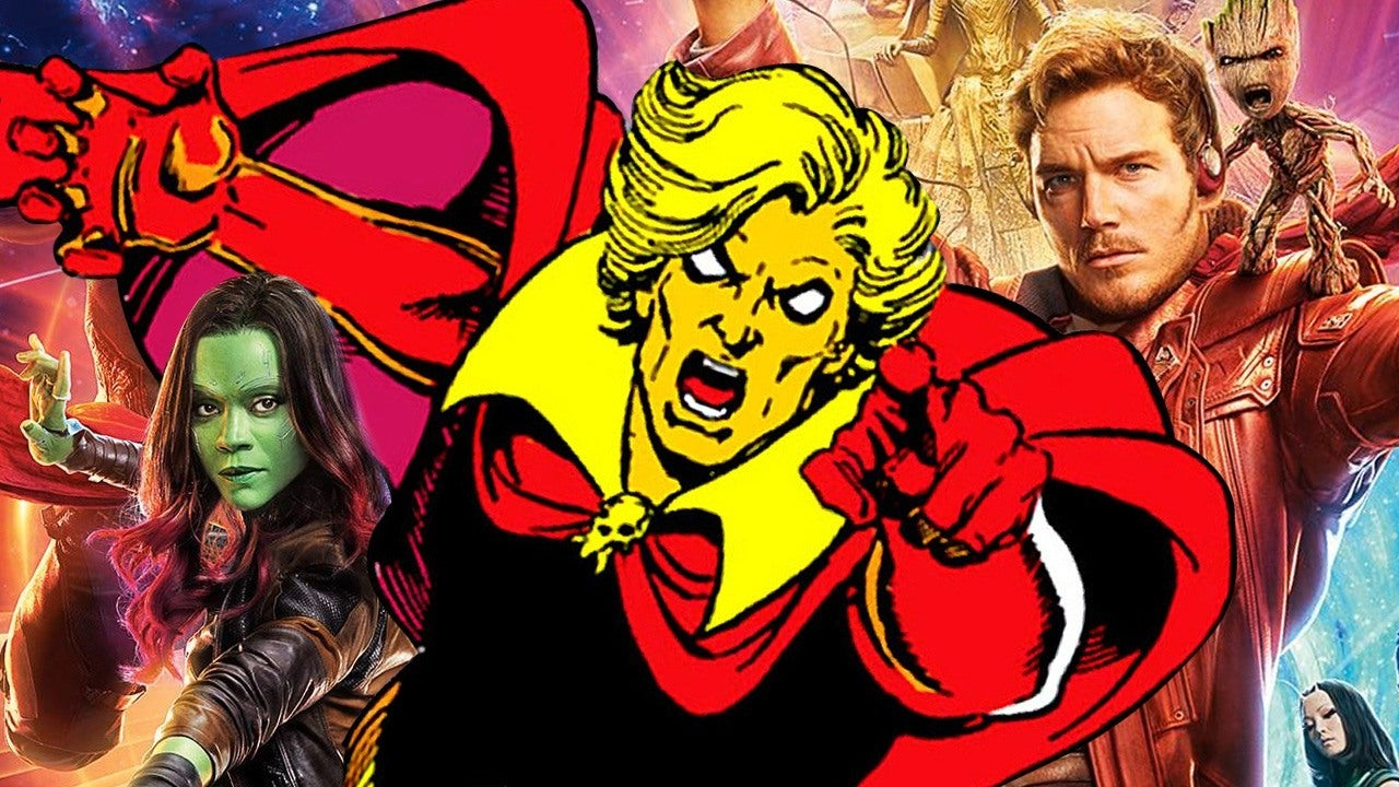 Infinity War Could Adam Warlock Appear In Avengers 4 IGN