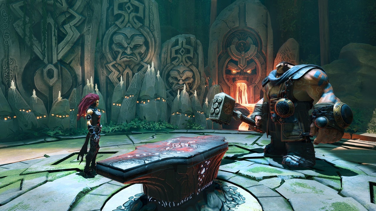 Darksiders 3 First Hands On Preview IGN First IGN