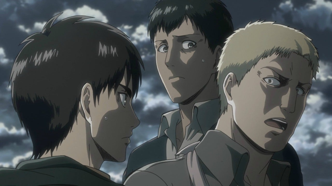 Attack On Titan Episode 31 Warrior Review IGN