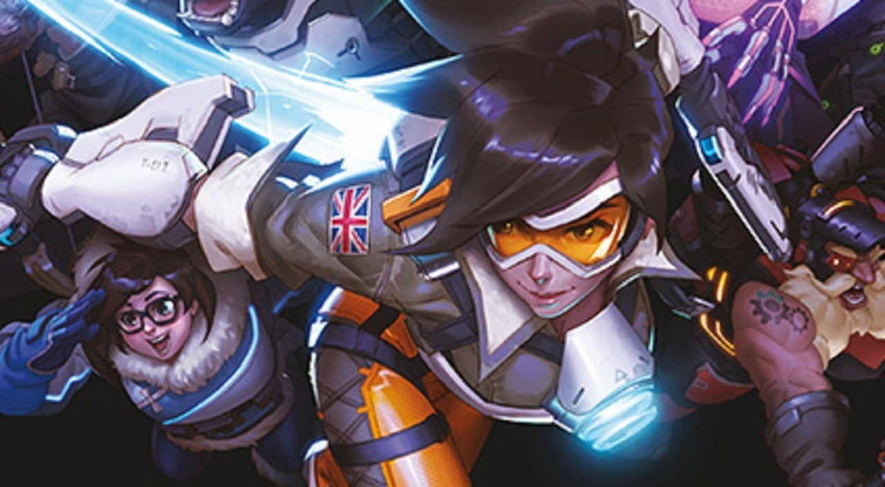 Epic Movie Hd Wallpapers Art Of Overwatch And Hardcover Anthology Comic On The Way