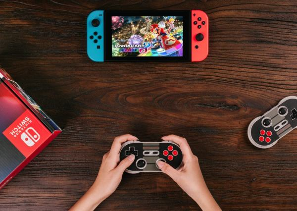 8bitdo Bluetooth Retro Controllers Compatible With