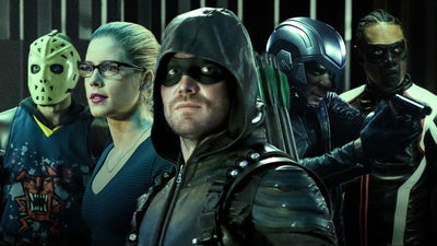 Image result for team arrow season 5