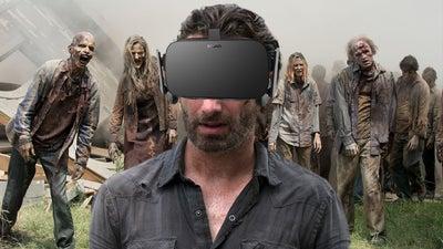 Image result for Walking Dead VR
