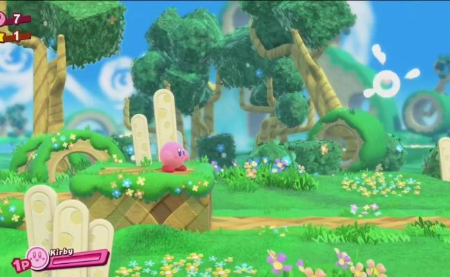 E3 2017 New Kirby Coming To Switch In 2018 Ign