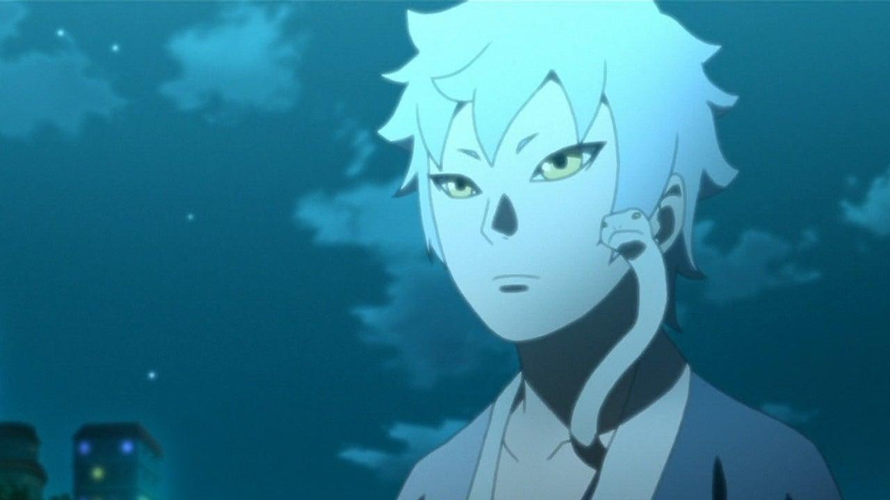 Boruto Naruto Next Generations Episode 12 QuotBoruto And