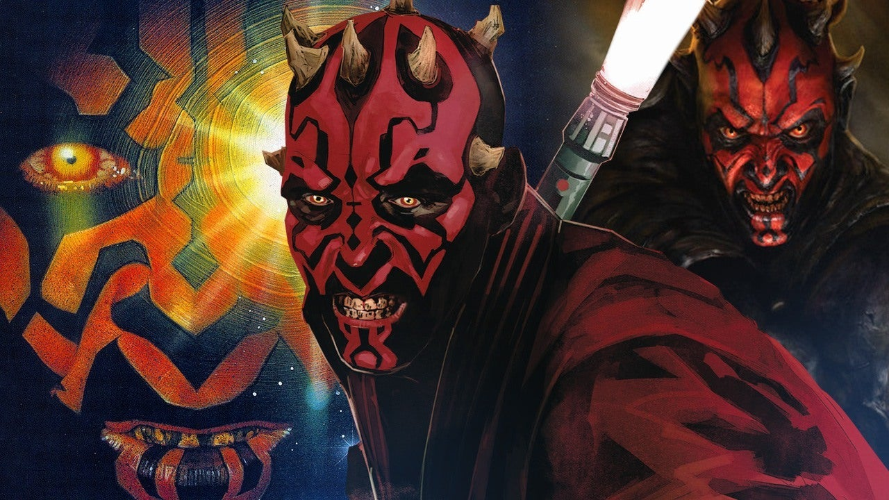 If You Like Darth Maul Try These Star Wars Stories IGN