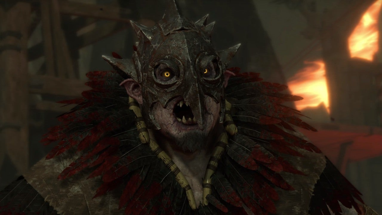 Middle Earth Shadow Of Mordor Update Lets You Transfer