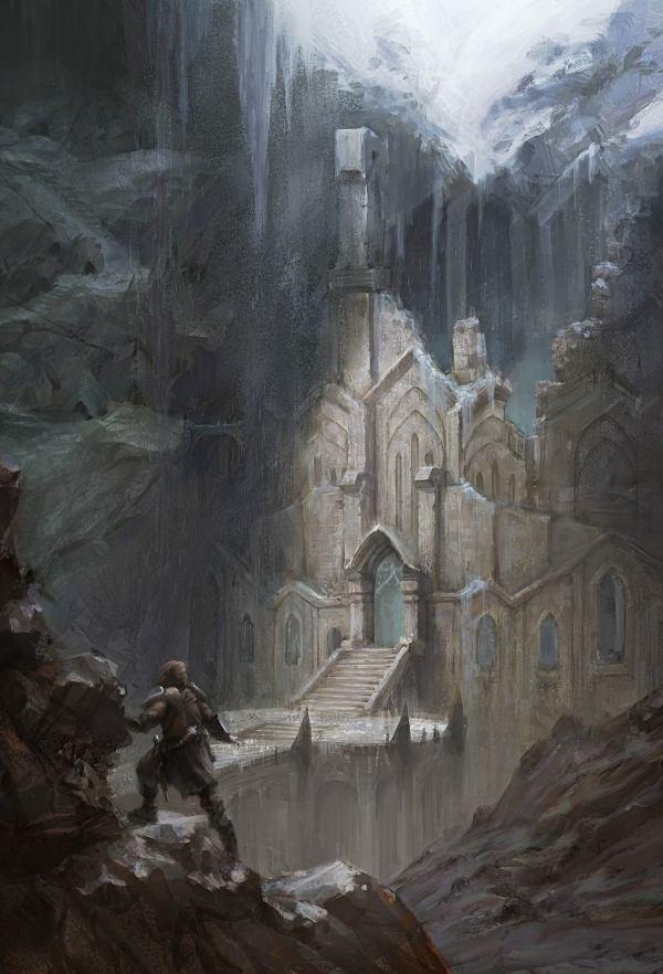 Elder Scrolls 5 Skyrim Fine Art Print Collection Revealed - Ign
