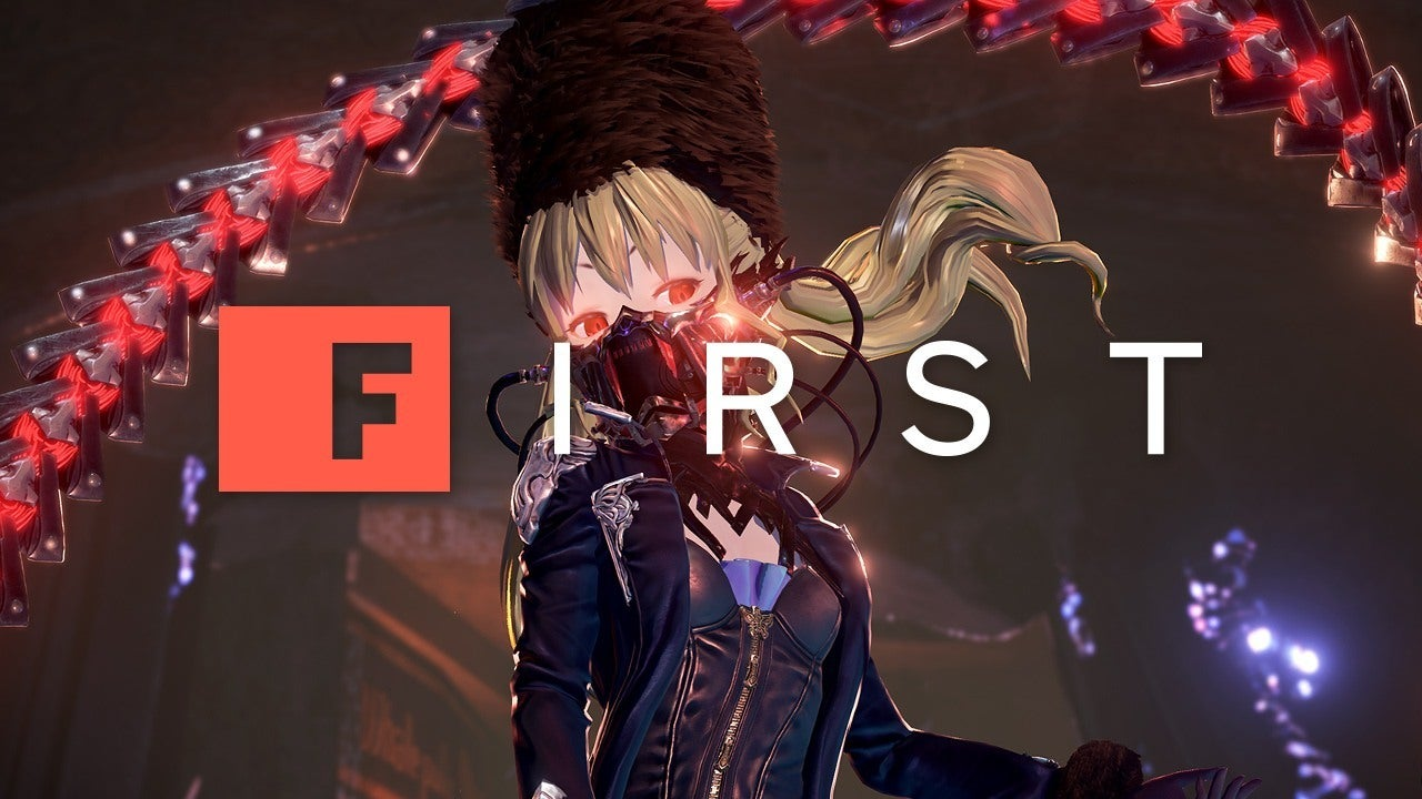 Code Vein Is More Than Anime Dark Souls IGN First IGN