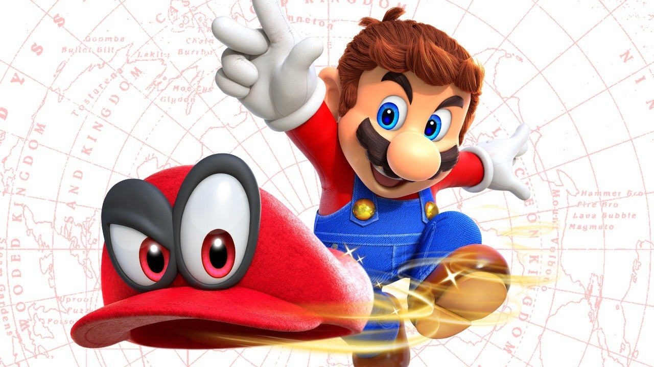 Super Mario Odyssey Review IGN