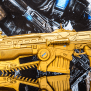This Life Sized Gears Of War 4 Gold Lancer Comes With