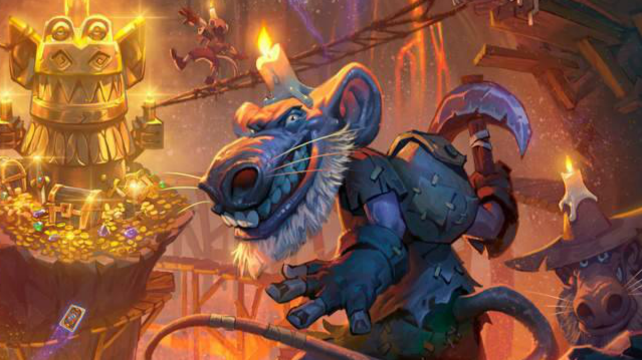 Hearthstone Kobolds And Catacombs Hands On Gameplay