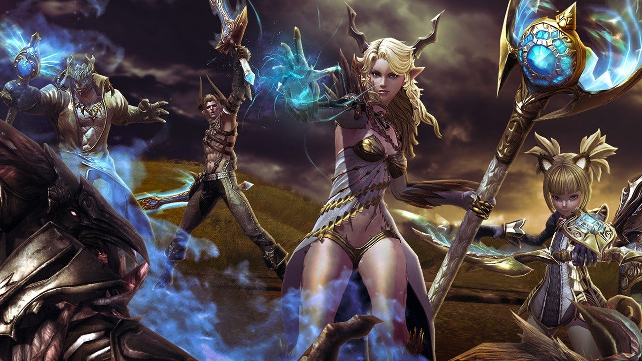Tera On PS4 Feels More Like Devil May Cry Than World Of Warcraft IGN