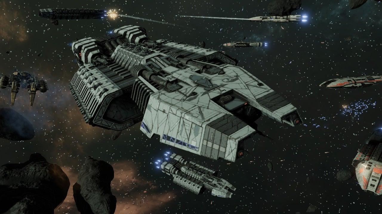 Battlestar Galactica Deadlock Review IGN