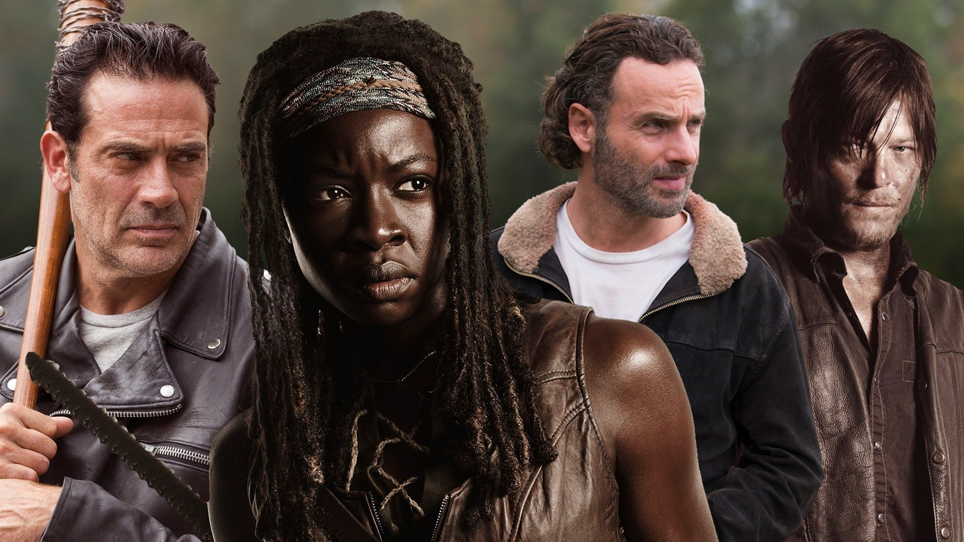 The Walking Dead Season 10 Trailer Premiere Date Whisperer