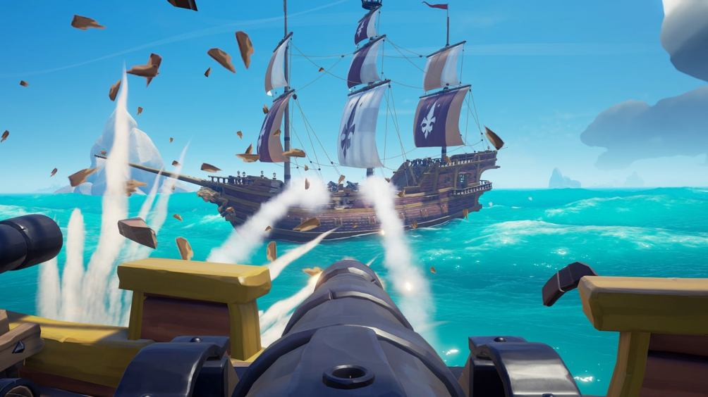 「sea of thieves graphics」の画像検索結果