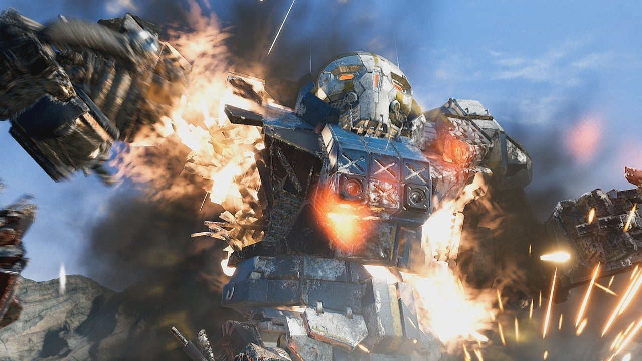 How MechWarrior 5 Mercenaries Makes Things Go Boom IGN