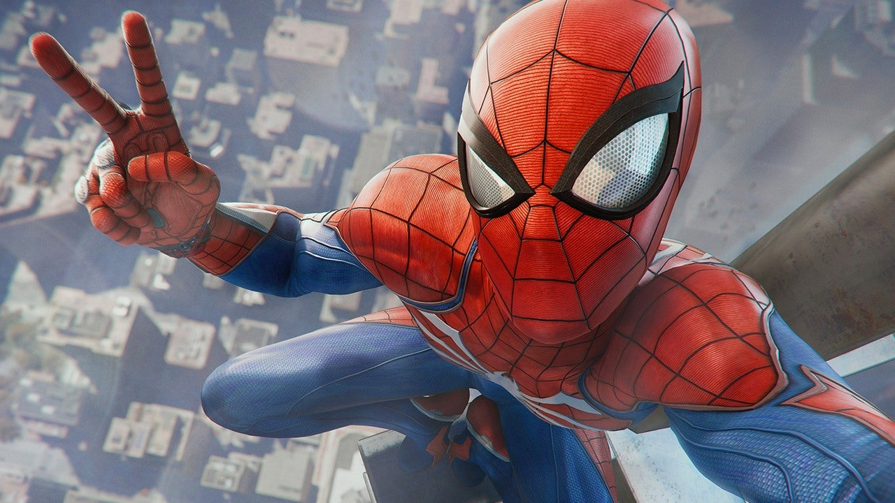 Spiderman  Road To E3 2018 Ign