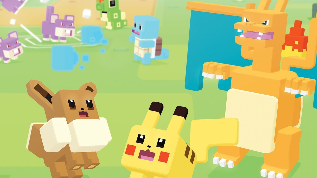 Everything We Know About Pokemon Quest for Nintendo Switch  IGN