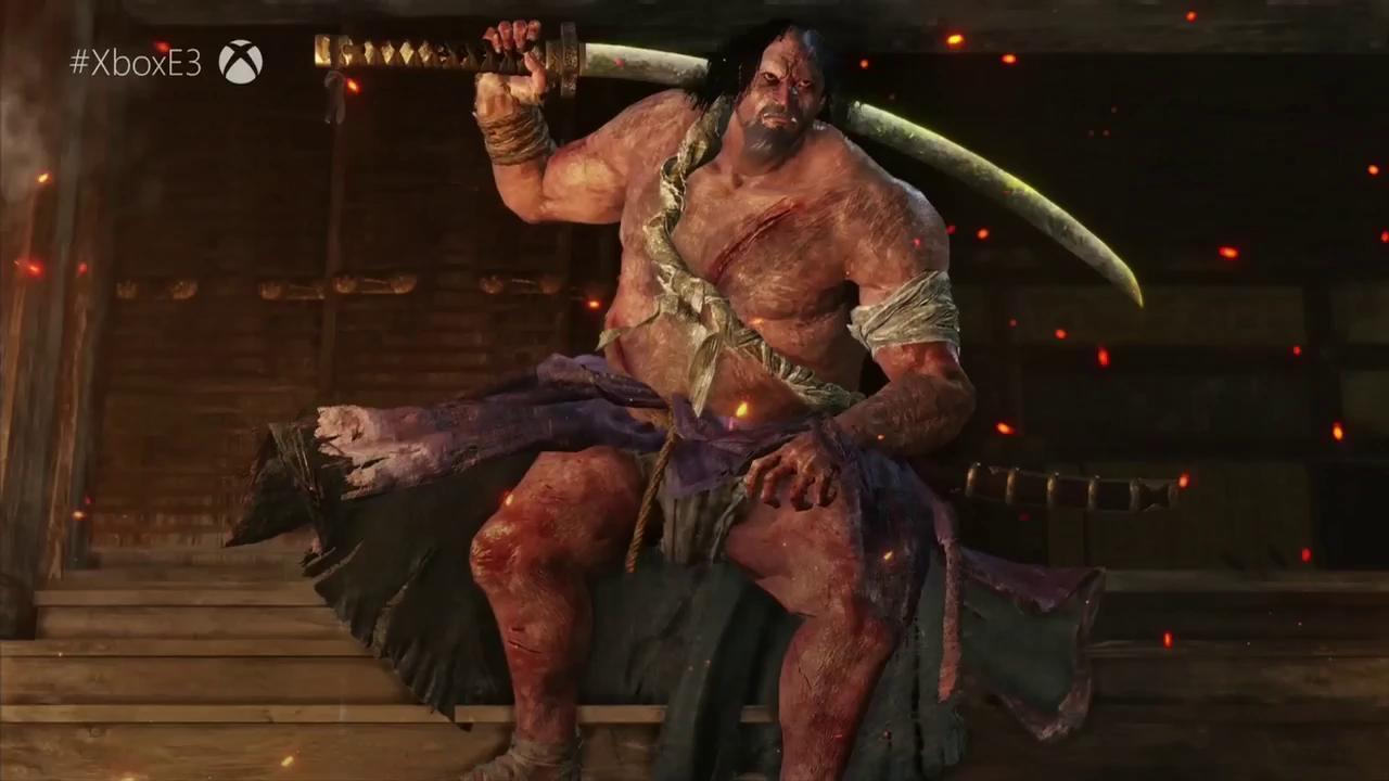 E3 2018 Dark Souls Dev Reveals Sekiro Shadows Die Twice