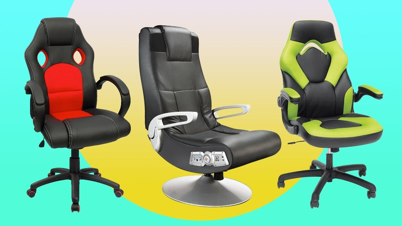 Game Chair With Speakers The Best Cheap Gaming Chairs 2019 Ign