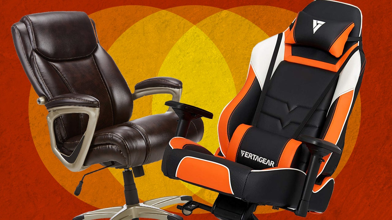 The Best Big and Tall Gaming Chairs  IGN