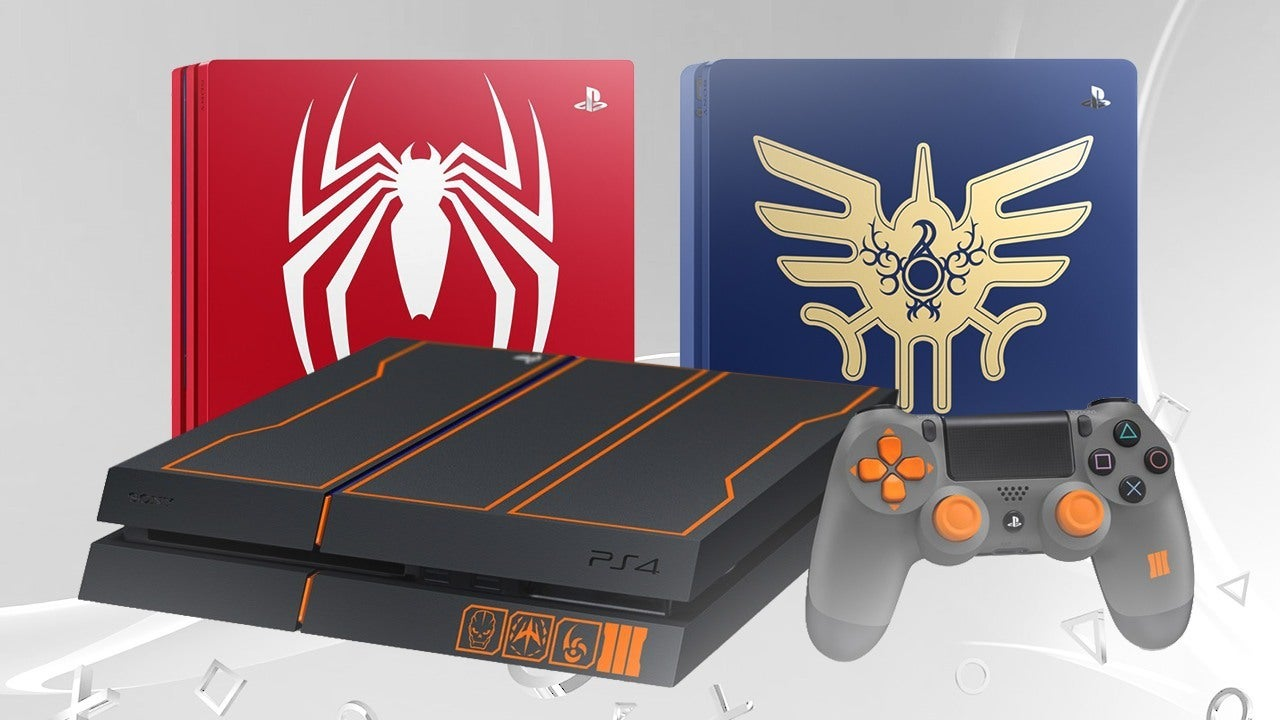 The Coolest PS4 Limited Editions IGN