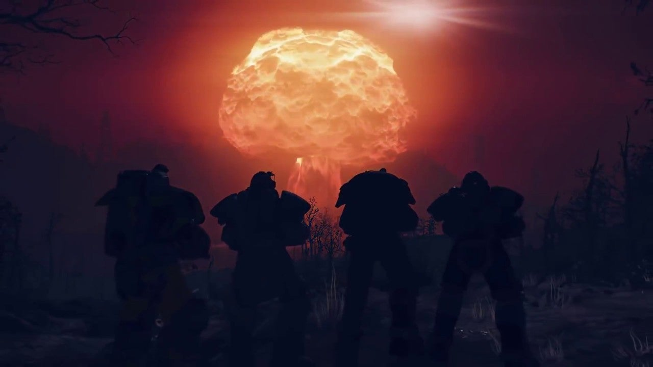 Fallout 76 Bethesda Reveals Campaign Details IGN