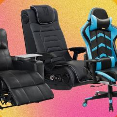 Recliner Gaming Chair Shabby Chic Rocking The Best Chairs For Xbox And Playstation 4 2019 Ign
