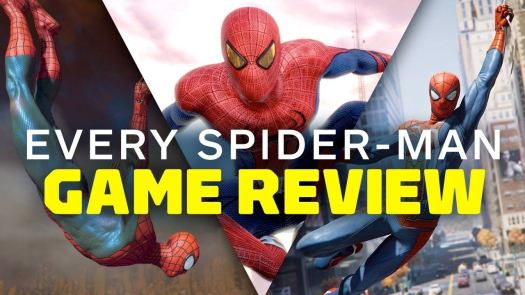 Check out every single IGN review we've written on games starring the web-slinging hero since the 2000 release of Spider-Man.