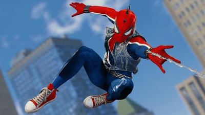Spider Man The Origins Of Every Costume In The PS4 Game IGN