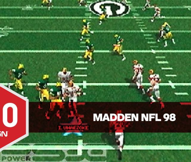 The Modders Keeping Madden 08 Alive