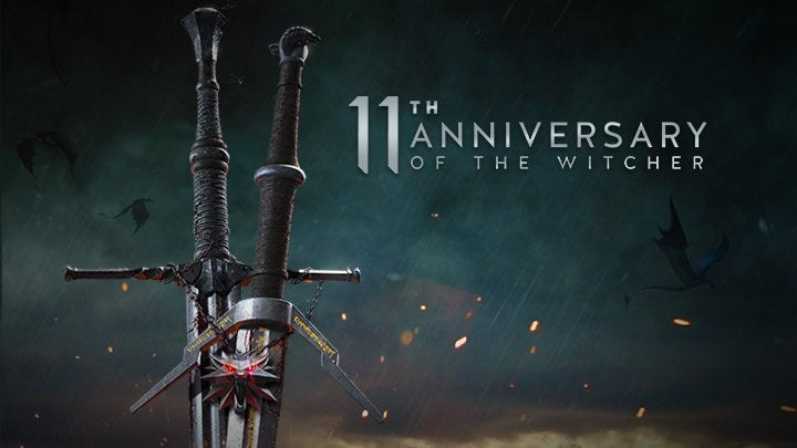 """CD Projekt Red is sharing 11 """"little known"""" The Witcher facts for the series' 11th anniversary"""