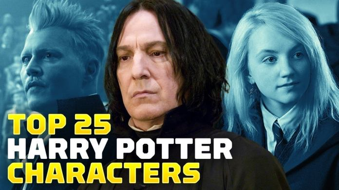 The Harry Potter universe is full of memorable wizards, elves, giants and muggles. Here are the top 25 characters in the franchise, including fan favorites from the main series and Fantastic Beasts prequels.