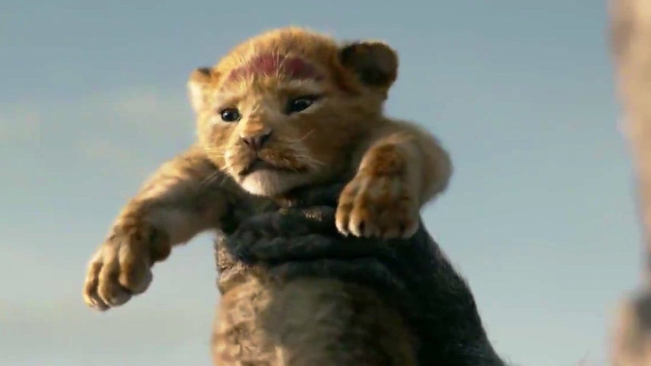 The Lion King Trailer Side By Side Comparison 1994 Vs