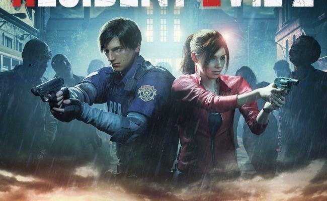 Resident Evil 2 Ign