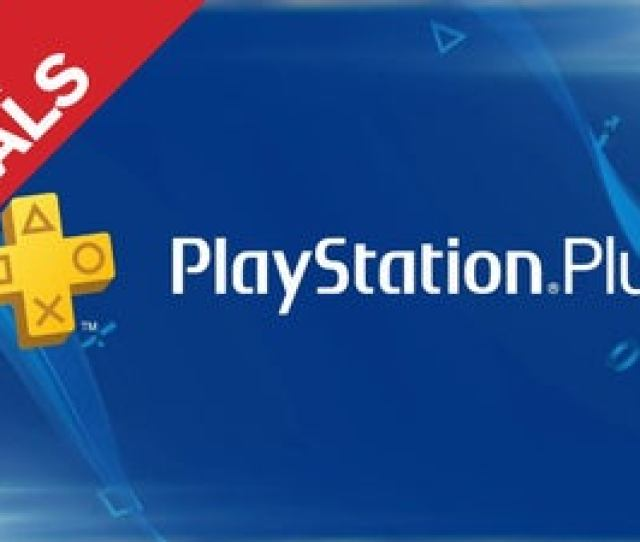 Daily Deals Ps Plus 12 Month Membership Under 38 Xbox Live Gold 12 Month Subscription For 31 03