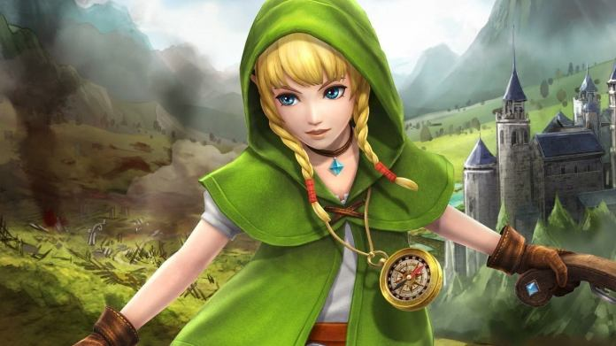 "Linkle (Hyrule Warriors)</br></br>Sakurai certaintly isn't afraid of adding multiple iterations of The Legend of Zelda's main hero to Smash Bros., but we've got a different idea for the next Link to add: Linkle! Appearing in Hyrule Warriors, Linkle is certainly much more than a ""female Link"", as she's able to wield dual crossbows and mow down the competition - which would make for an interesting version of Link that relies more on ranged combat than something like the Master Sword. Plus, we just need more Linkle.</br></br>