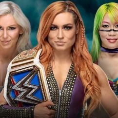 What Are Wwe Chairs Made Of Home Theatre India Tables Ladders And 2018 Match Results Reaction Ign