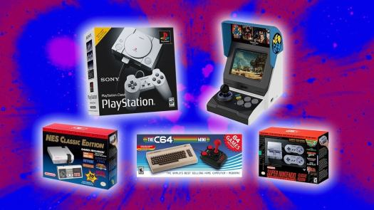 Best Retro Gaming Console 2020: Play Retro Games on These Mini Consoles
