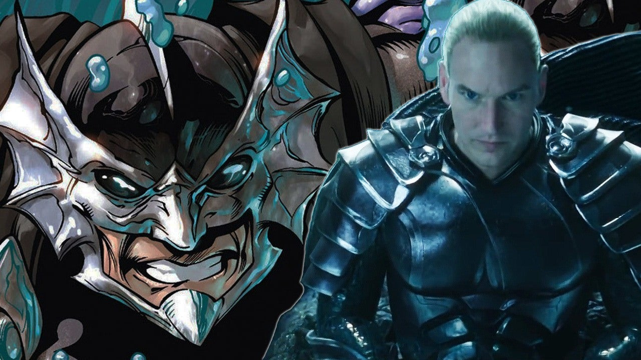 Ocean Master Explained: Who Is the Aquaman Movie Villain? - IGN
