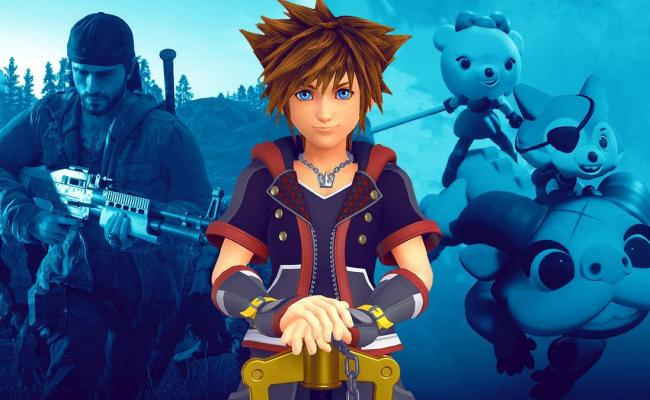 31 Big Ps4 Games Coming In 2019 Ign